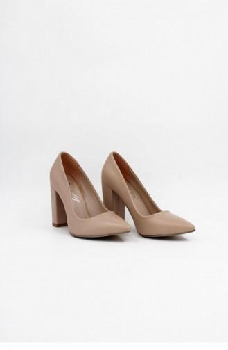 Skin Color High-Heel Shoes 00008.TEN