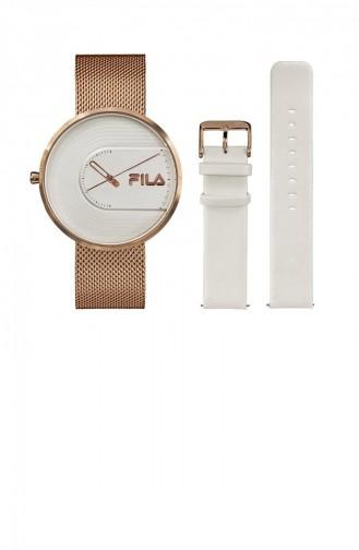 Bronze Wrist Watch 38-178-002SETA