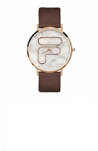 Brown Wrist Watch 38-192-004
