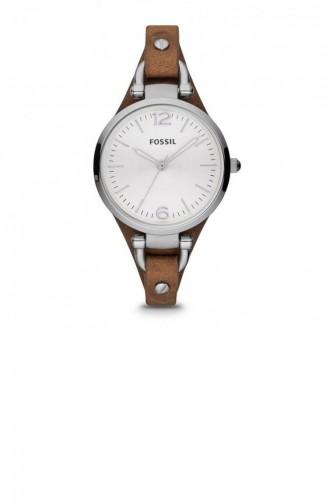 Brown Wrist Watch 3060