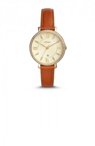 Tan Wrist Watch 4293