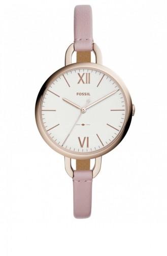 Violet Wrist Watch 4356