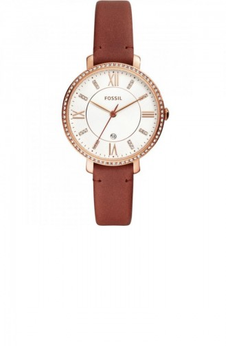 Tan Wrist Watch 4413