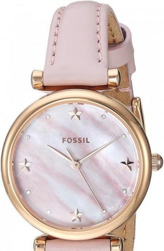 Pink Wrist Watch 4525