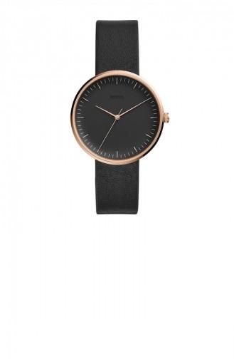 Black Wrist Watch 4510