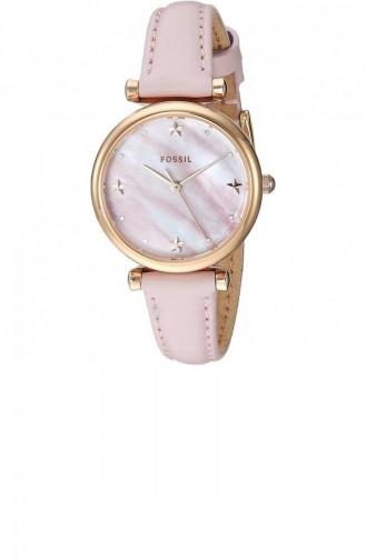 Violet Wrist Watch 4525