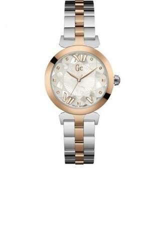 Silver Gray Wrist Watch 19002L1