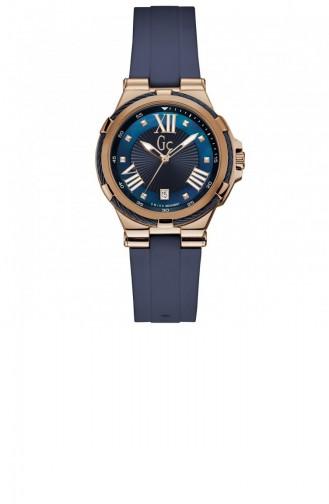 Navy Blue Wrist Watch 34001L7