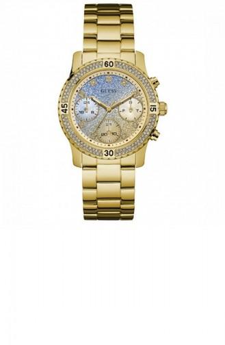 Gold Wrist Watch 0774L2