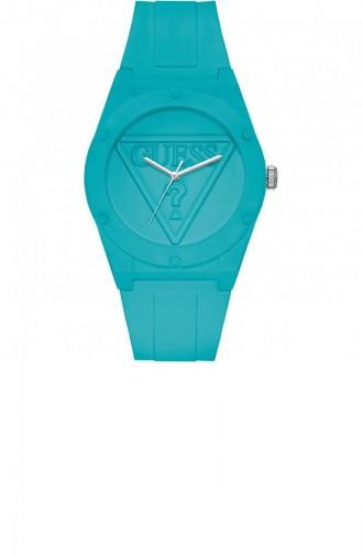 Turquoise Wrist Watch 0979L10