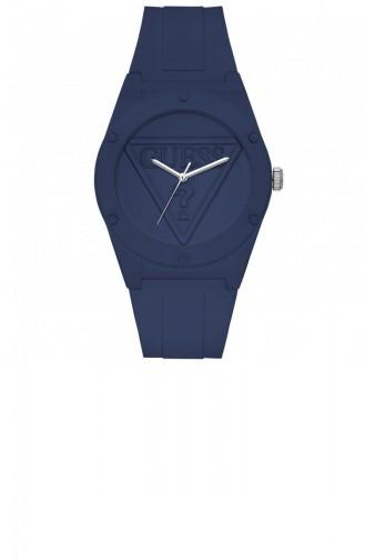 ساعة أزرق كحلي 0979L4