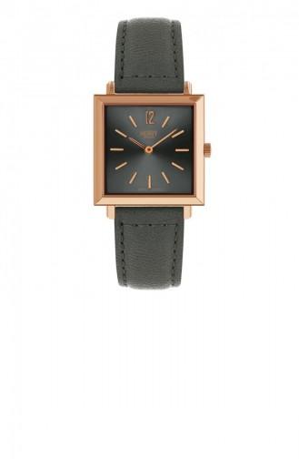 Anthracite Wrist Watch 26-QS-0262