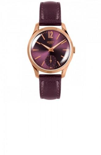 Claret Red Wrist Watch 30-US-0076