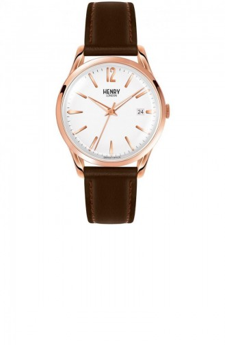 Brown Wrist Watch 39-S-0028