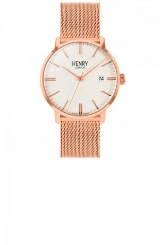 Rosa Haut Uhren 40-M-0374