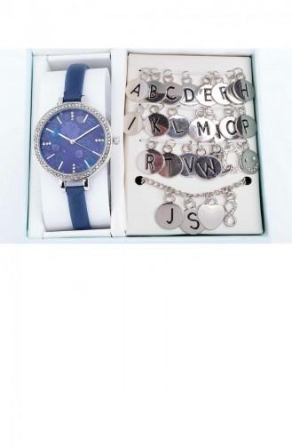 ساعة أزرق كحلي 1994S559-007