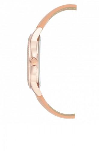 Mink Wrist Watch 1106RGBH
