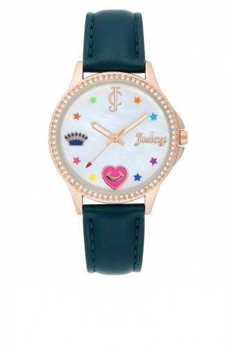 Emerald Green Wrist Watch 1106RGNV