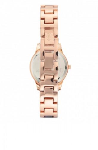 ساعة زهري البشرة 1114RGMT