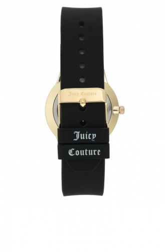 Black Wrist Watch 1118FLBK