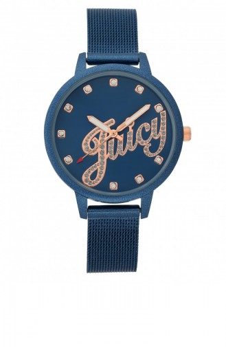Navy Blue Wrist Watch 1122BLBL
