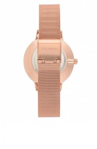 Rose Tan Wrist Watch 1124WTRG