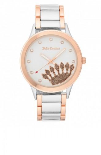 Silver Gray Wrist Watch 1126WTRT