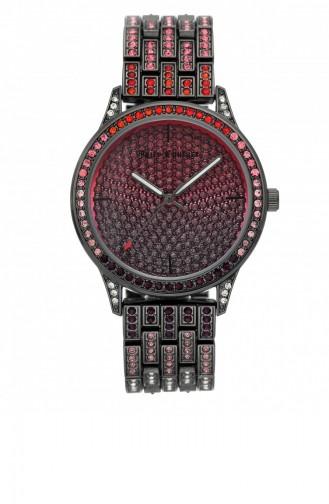 Black Wrist Watch 1138MTBK
