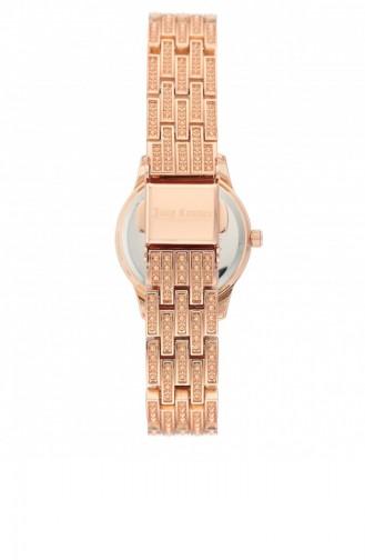 Rose Tan Wrist Watch 1144PVRG