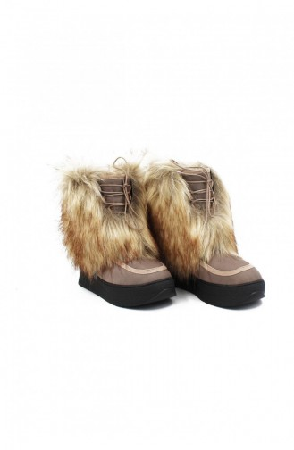 Gray Boots-booties 00211.GRI