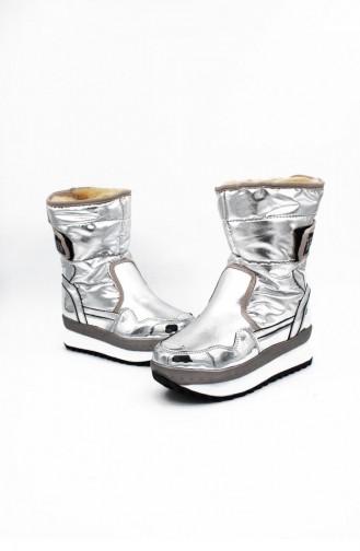 حذاء رمادي 00213.GRIRUGAN