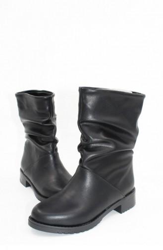 Black Boots 00339.SIYAHCILT