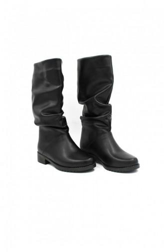 Black Boot 00210.SIYAHCILT
