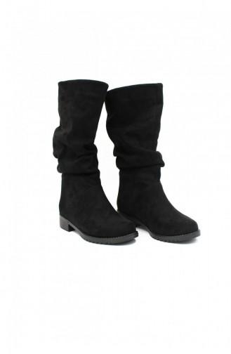 Black Boots 00210.SIYAHSUET