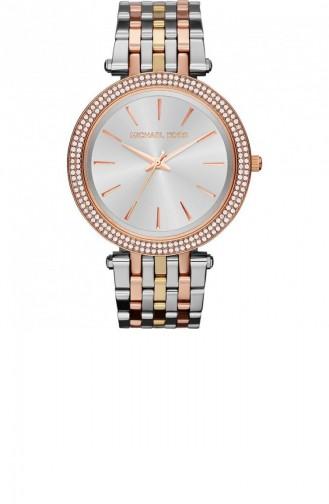 Bronze Wrist Watch 3203