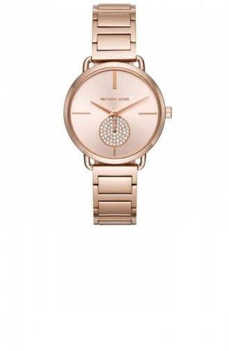 Rose Skin Watch 3640