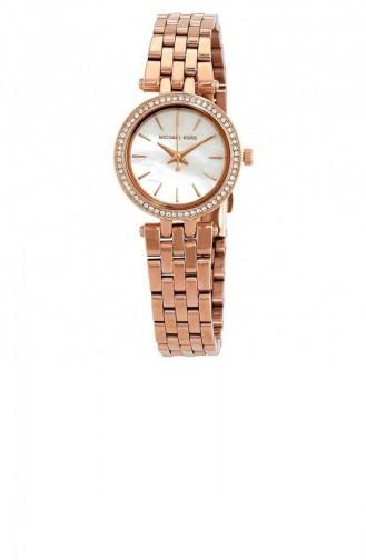 Bronze Wrist Watch 3832