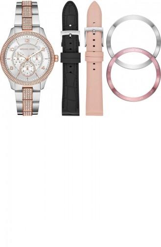 Silver Gray Watch 6727
