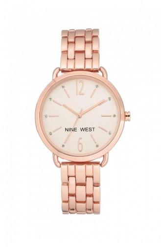 Rosa Haut Uhren 2150RGRG