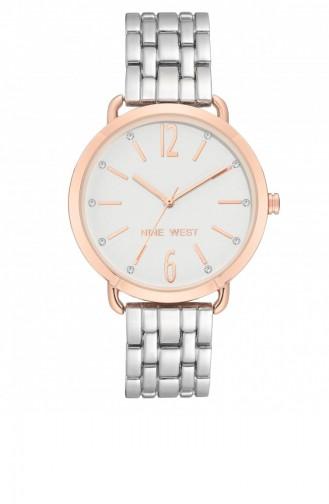 Silver Gray Wrist Watch 2151WTRT