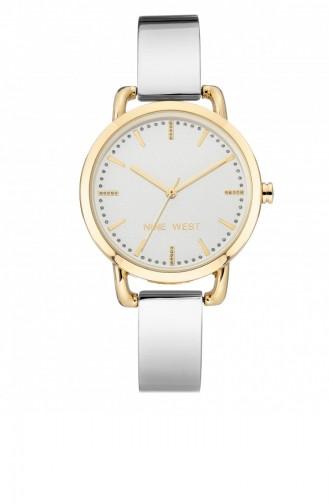 White Wrist Watch 2215SVTT