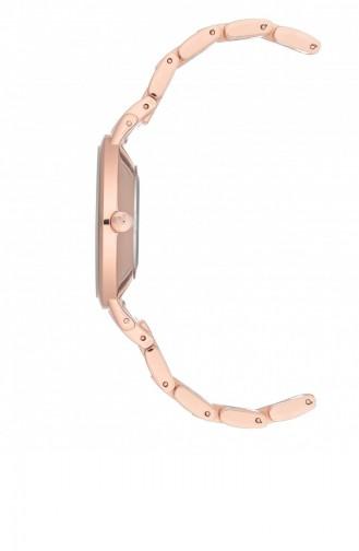 Rose Tan Wrist Watch 2226RGRG