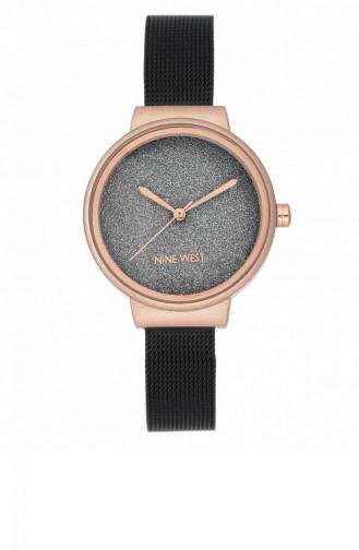 Black Wrist Watch 2397BKRT