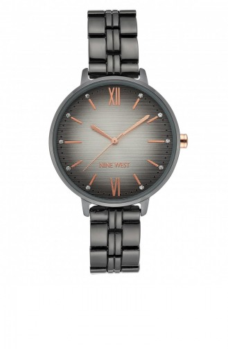 Black Wrist Watch 2473GYGY