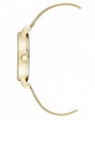 Golden Yellow Watch 2476CHGB