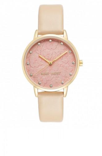 Beige Wrist Watch 2484LPIV