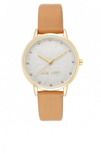 Tan Wrist Watch 2484SVTN