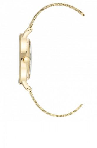 Gold Wrist Watch 2502CHGP