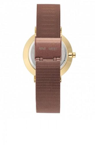 Bronze Wrist Watch 2515GPBN