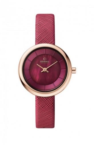 Damson Horloge 146LXVQRD